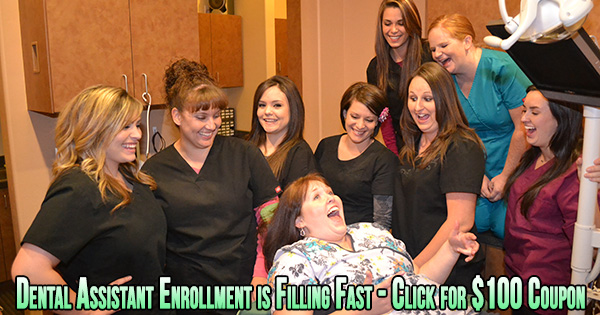 Dental Assistant Enrollment