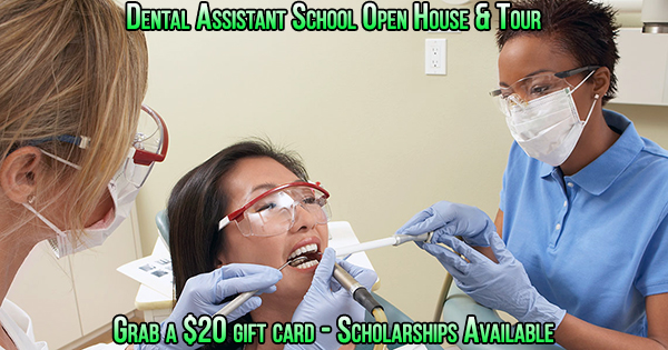 Dental Assistant school tour